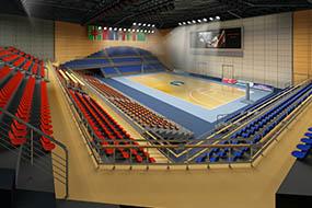 东平体育馆