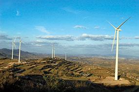 文登张家产风电项目