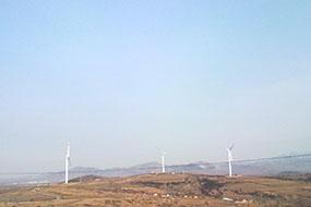 国华胶南风电场项目