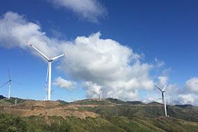 广灵卧羊场二期49.5兆瓦风力发电项目