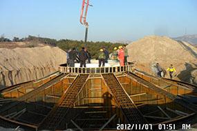 德和(明阳风机)山东海阳49.5MW风电项目