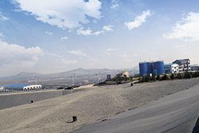 泰安市城市固体废弃物处置中心工程