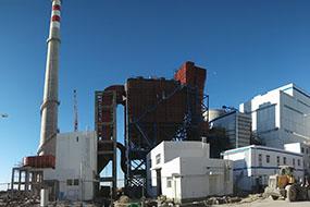 国投罗钾年120万吨扩能改造热电站主项1×330th燃煤锅炉烟气脱硫脱硝工程)