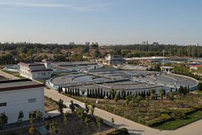 潍坊市污水处理厂和潍坊高新技术产业开发区污水处理厂升级改造工程