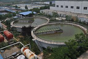 万吨污水处理工程和7-ADCA扩建配套污水处理工程