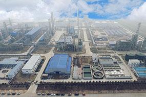 河南丰利污水处理项目