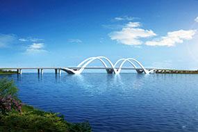 南京路沂河大桥