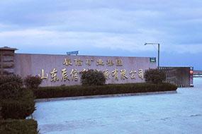 河泽晨信化工项目